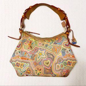 Dooney & Bourke Groovy Rainbow Bag 🌈